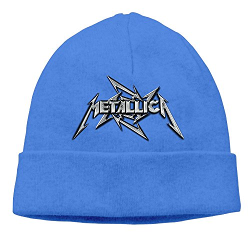 sbjml-adult-metallica-mental-band-beanie-skully-cap-hat-watch-hat-ski-cap-hat-royalblue