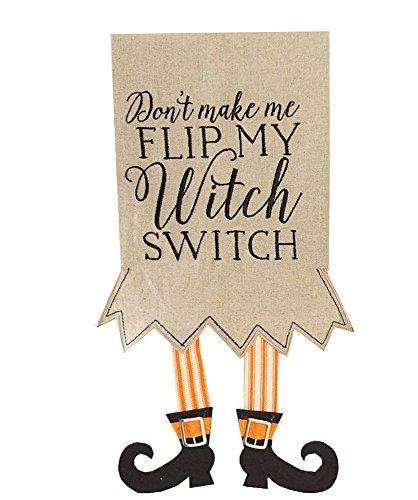 (Mud Pie Witch Switch Towel)
