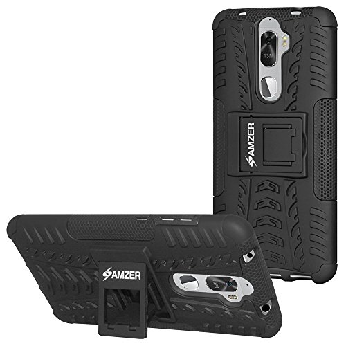 amzer-slim-protective-shockproof-hybrid-warrior-dual-layer-case-skin-for-coolpad-cool-changer-1c-bla