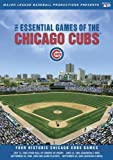 Essential Games of the Chicago Cubs by A&E HOME VIDEO by Major League Baseball