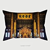 Custom Satin Pillowcase Protector Beijing, China June 27 The Hall Of Supreme Harmony In Forbidden City, Is The Chinese Imperial Palace From The Ming Dynasty To The End Of The Qing Dynasty