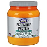 NOW Sports Eggwhite Protein, 1.2-Pound