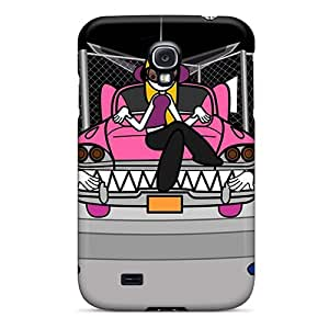 Fashionable Style Case Cover Skin For Galaxy S4- Rhythm Heaven Fever Love Rap
