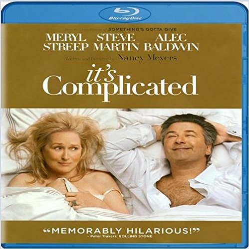 Blu-ray : It's Complicated (, Dubbed, Dolby, AC-3, Digital Theater System)