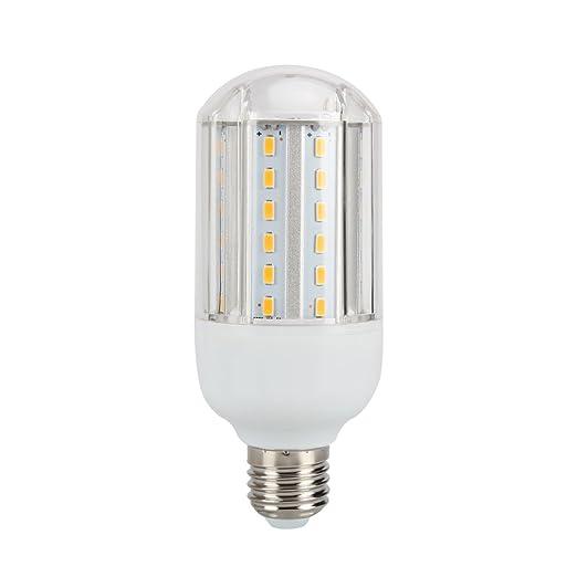5 opinioni per Öuesen E27 15W LED Corn Light Bulb, 50 x 5730SMD 360° Angolo del Fascio Luminoso
