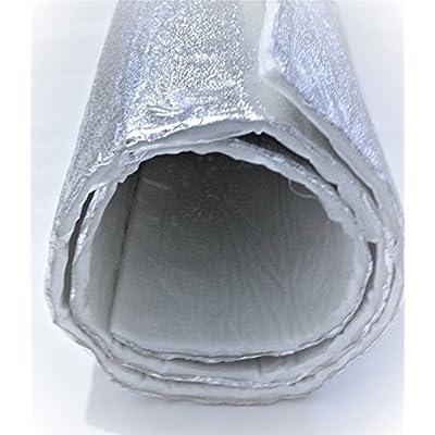 Fibre de verre en aluminium Tapis 1, 60m x 1, 00m x 7mm