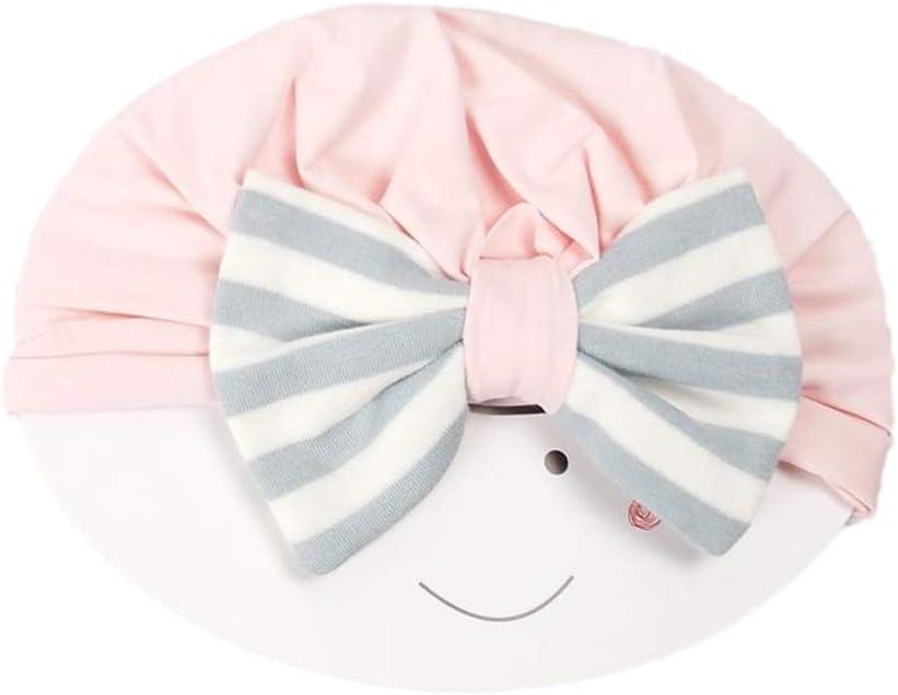 Toyvian - Lazo de algodón para el Pelo de los niños (Rosa, Azul y ...