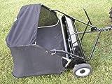 Yard Tuff SP-48T Sweeper, 48-Inch