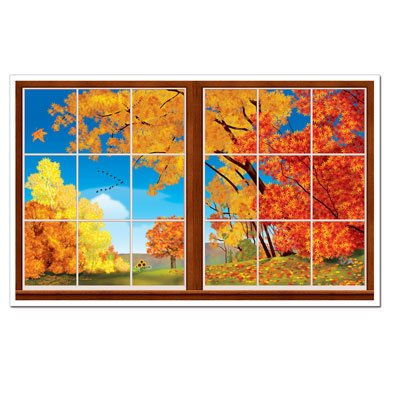 Autumn Insta-View Party Accessory (1 count) -