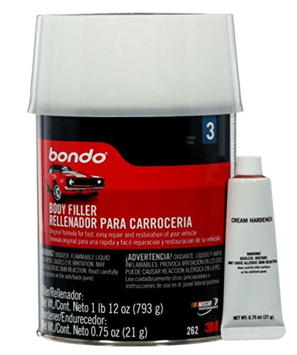 Bondo 262 1 Quart Body Filler