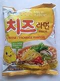 Paldo Cheese Ramyun Noodle 3.92 Oz (Pack of 16)
