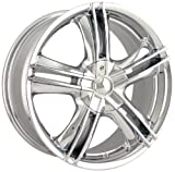 audi a6 quattro wagon 2001 rims - Ion Alloy 161 Chrome Wheel (15x7