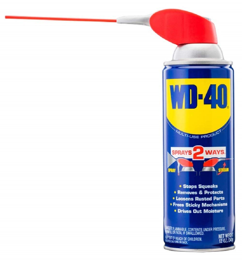 WD-40 490057 Multi-Use Lubricant Smart Straw Spray / US