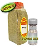 XL Size Marshalls Creek Spices Thyme 8 oz