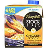 Campbell's Chicken Stock, 480ml