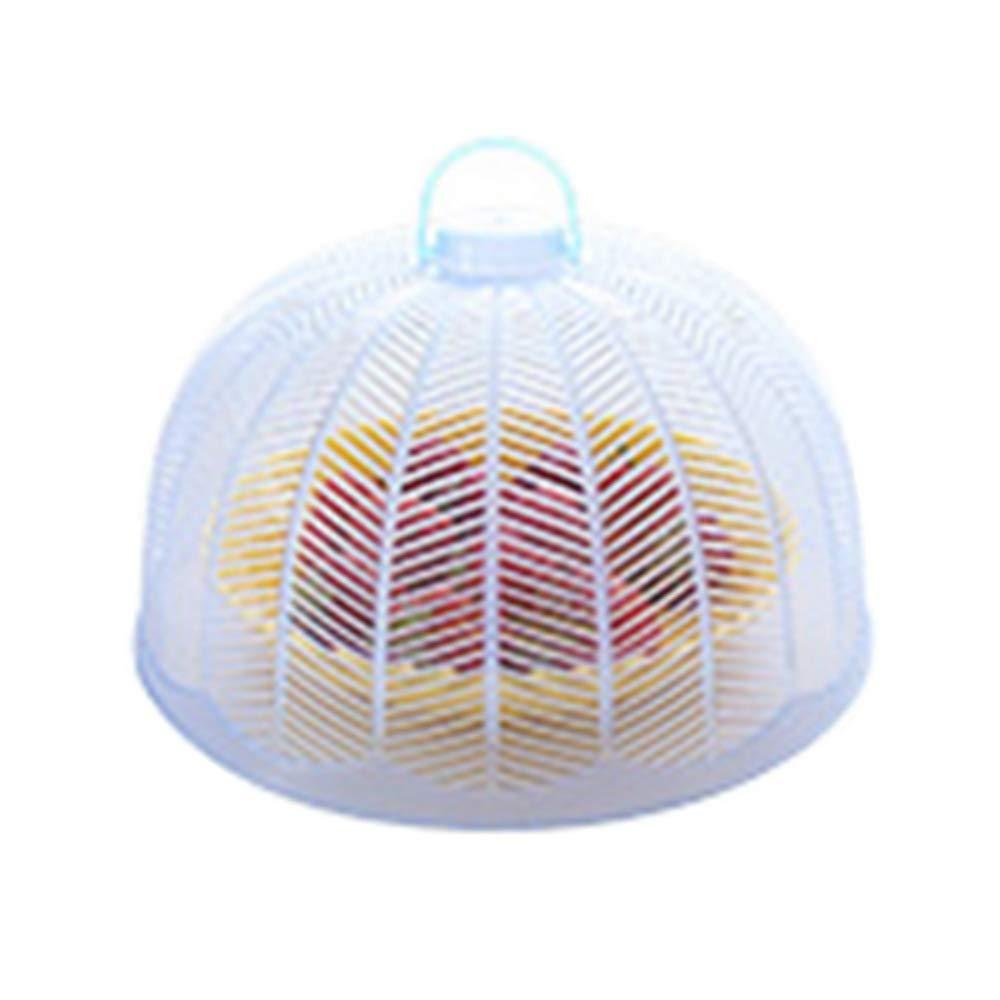 Lifemaison Netzschutz Speiseschirm Abdeckhauben Insektenschutzhaube Lebensmittelschirme für Draußen Picknicks Zuhause