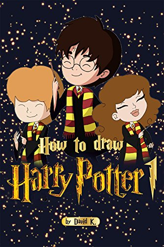[READ] How to Draw Harry Potter 1: The Step-by-Step Harry Potter Drawing Book<br />[R.A.R]