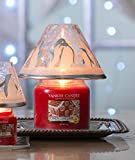 Yankee Candle Medium Jar Candle, Candy Cane Lane