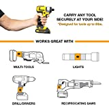 Spider Tool Holster - DUAL Tool KIT - 5 Piece Set