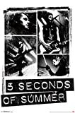 one direction and 5sos poster - 5 Seconds of Summer 5SOS - Photo Blocks Poster Print (24 x 36)