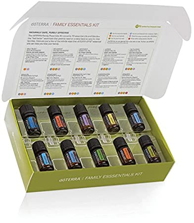 Do Terra Family Essential Kit by Do Terra