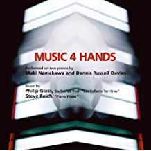 Glass & Reich: Music 4 Hands