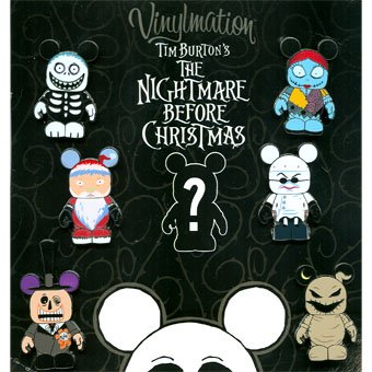 Amazon.com: Disney Vinylmation Nightmare Before Christmas ...