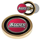 New Mexico State Aggies Challenge Coin with Ball Markers (Set of 2)