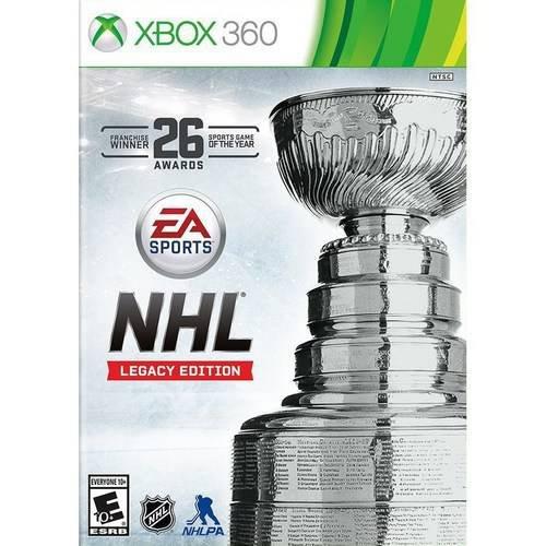 Ea Sports Nhl   Legacy Edition   Xbox 360