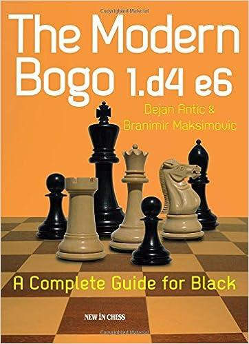 The Modern Bogo 1.D4 E6: A Complete Guide for Black