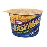 Easy Mac Macaroni & Cheese, Micro Cups, 2.05 oz., 10/Carton