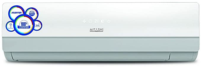 Mitashi 1 Ton Inverter Split AC  Copper SACINv12K500 White  Air Conditioners