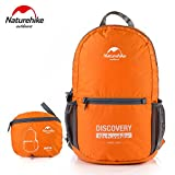 Naturehike Discovery Men Women Travel Backpack Lightweight Foldable Backpack Waterproof 15L Only 250g For Outdoor Sports Camping Hiking