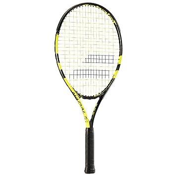 686f7d6da Babolat Nadal Jr 26 Raquetas de Tenis, Unisex niños, Negro/Amarillo, 0:  Amazon.es: Deportes y aire libre
