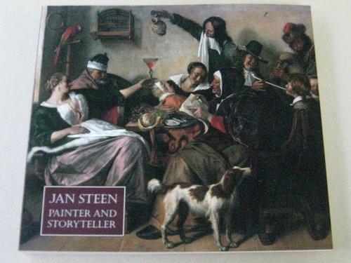 Jan Steen, Painter and Storyteller