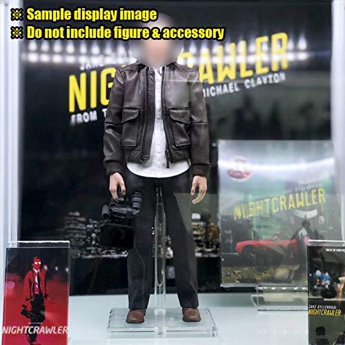 1pcs Premium 12inch Action Figure Stand 1//6 Figure Stand Toy Bono DASOGOT : Basic // Figure Stand