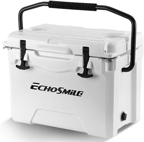 EchoSmile refrigerador rotomoldeado, Enfriador de 5 días ...