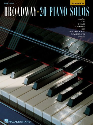 Dream Piano Sheet Music (Broadway: 20 Piano Solos)