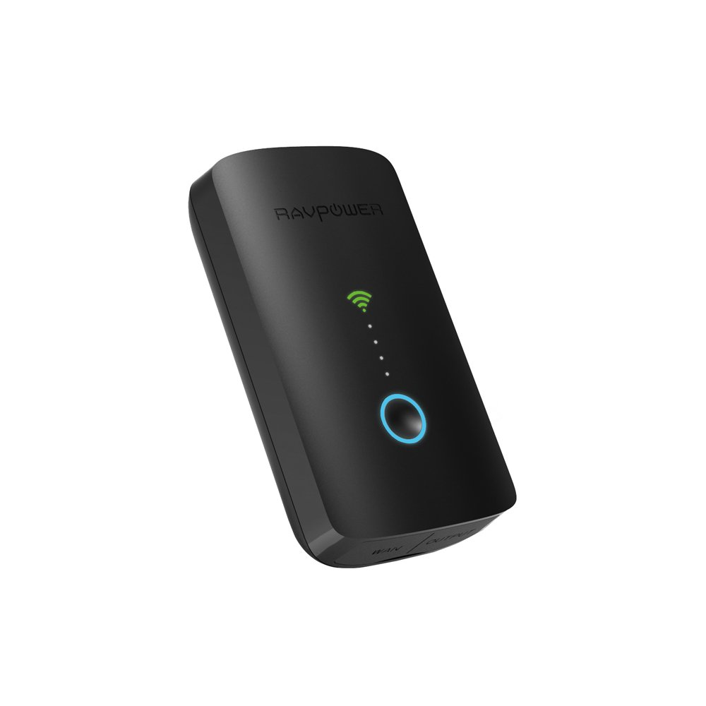 RAVPower RP-WD03 FileHub Travel Router