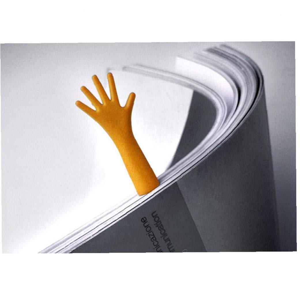 4pcs Blocchetto Per Appunti Della Cancelleria New Segnalibro Segnalibro Aiutami Divertente Bookworm Cancelleria Regalo colore Casuale