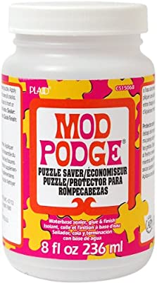 Mod Podge Puzzle Saver (8-Ounce), CS15068