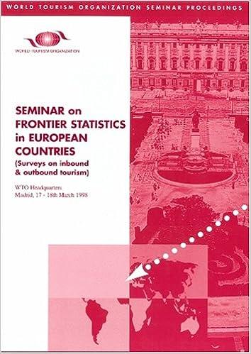 Kostenlose eBooks-Bibliothek: Frontier Statistics in European Countries (World Tourism Organization Seminar Proceedings) in German PDF FB2 iBook