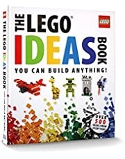LEGO®: The LEGO® Ideas Book: You Can Build Anything!