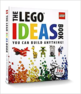 amazon the lego ideas book you can build anything dk daniel