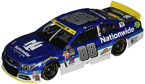 Lionel Racing Dale Earnhardt Jr #88 Nationwide Insurance Chase for Sprint Cup 2015 Chevy SS Car (1:24 Scale)