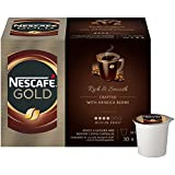 NESCAFÉ Gold Capsules (Pack of 30 Cups), 30 Count