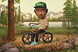 Tyler the Creator Music Poster 12x18'' Wolf on a Bicycle (18)