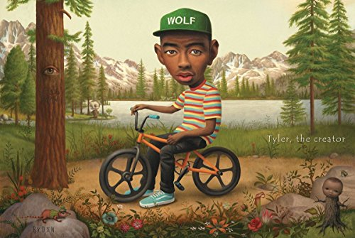Purchase Music Posters - Tyler the Creator Music Poster 12x18