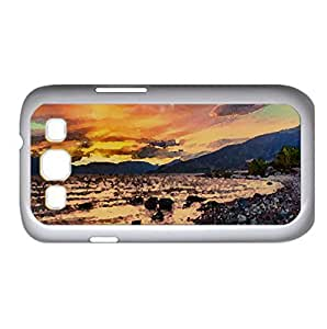 New Zealand Landscape Watercolor style Cover Samsung Galaxy S3 I9300 Case (New Zealand Watercolor style Cover Samsung Galaxy S3 I9300 Case)