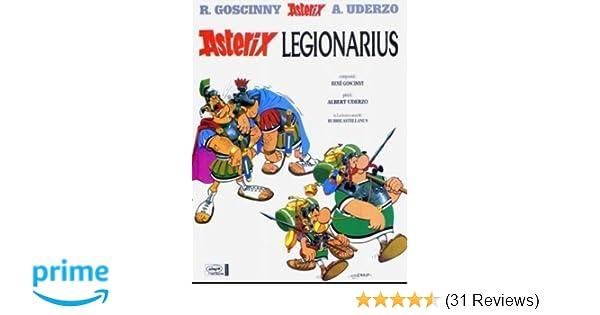 Asterix Legionarius (Latin Edition of Asterix the Legionary ...